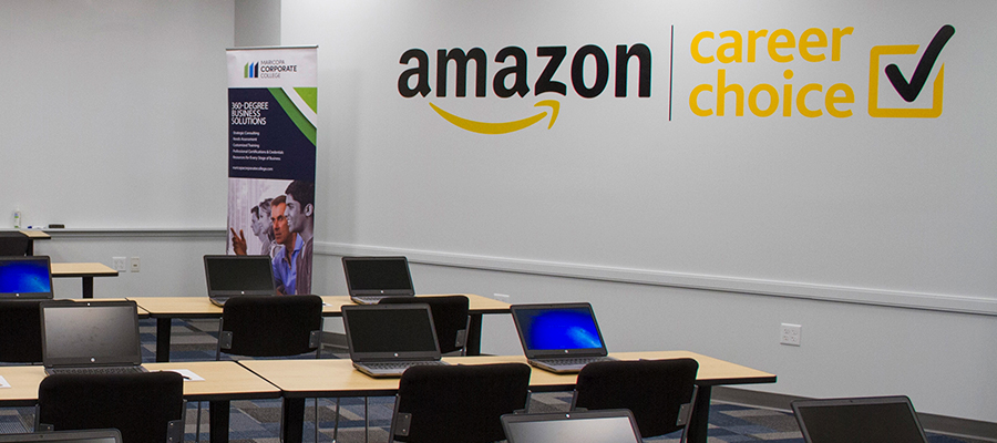 Amazon New Classroom