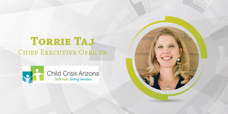 Torrie Taj, Child Crisis Arizona