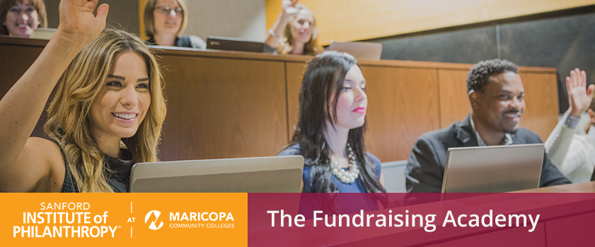 Sanford Institute of Philanthropy Fundraising Academy