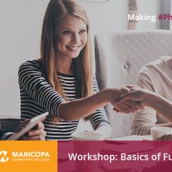 Basics of Fundraising Workshop