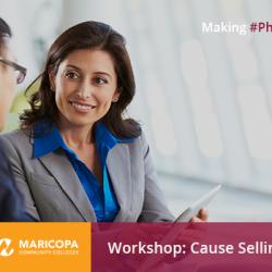 Cause Selling Workshop