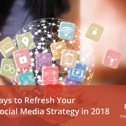 Top 7 Ways to Refresh Your Nonprofit's Social media Strategy in 2018