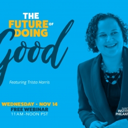 The Future of Doing Good