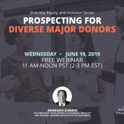 Diversity, Equity, and Inclusion Series Webinar
