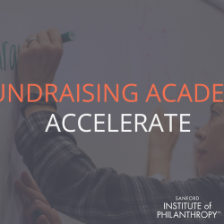 Fundraising Academy Accelerate