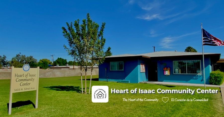 Heart of Isaac Community Center