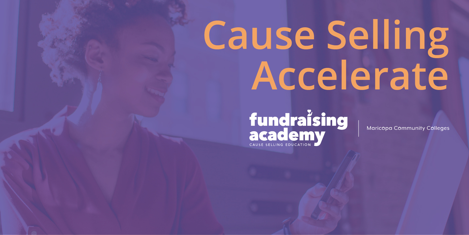 fundraising Academy - Cause Selling Accelerate