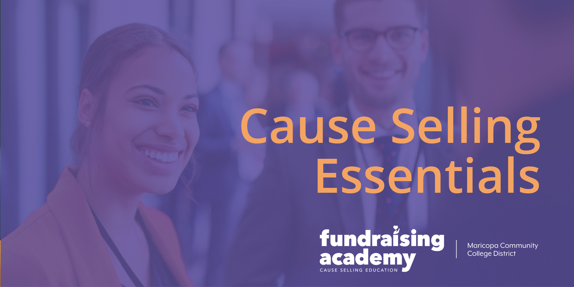 Fundraising Academy - Cause Selling Essentials