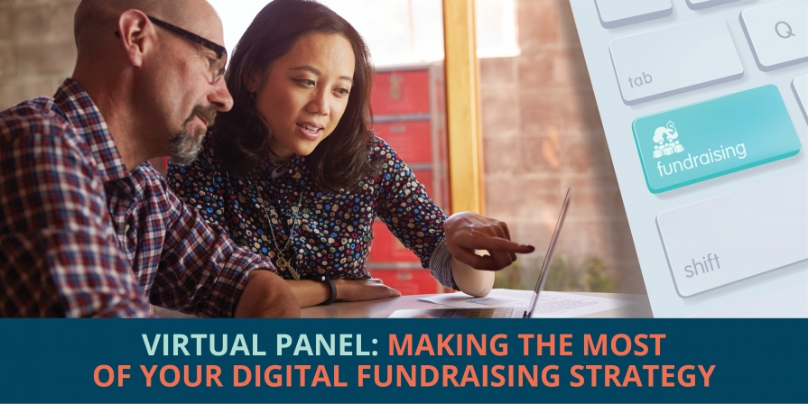 Virtual Panel: Making the Most of Your Digital Fundraising Strategy